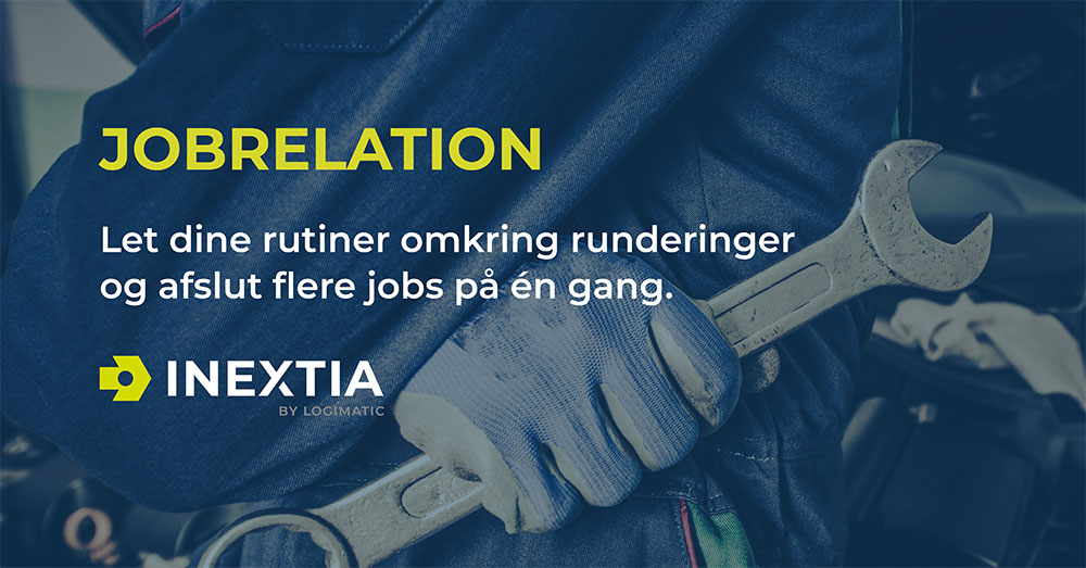 Lancering af nyt INEXTIA modul - Jobrelation