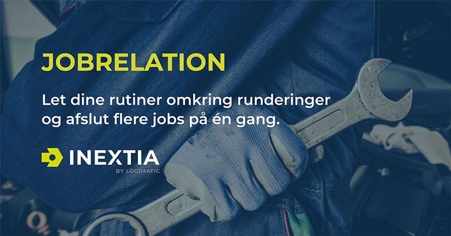 -Lancering af nyt INEXTIA modul - Jobrelation